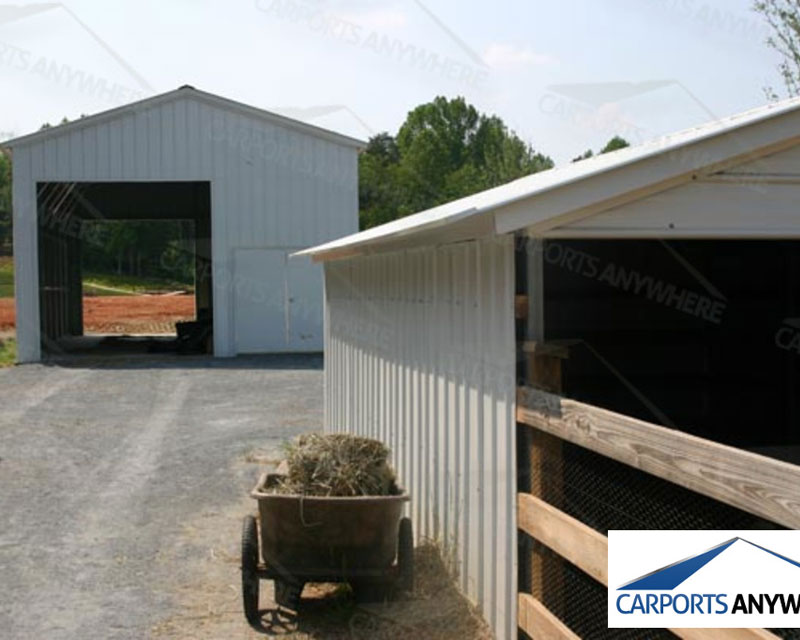 Metal Barns Homes Kits For Sale Baldwin Florida FL