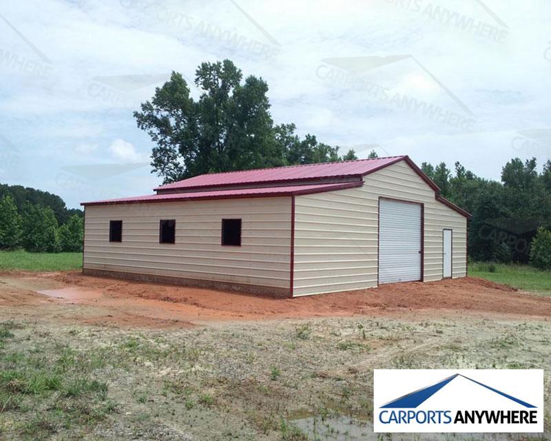 Metal Barns Homes Kits For Sale Baldwin Florida FL