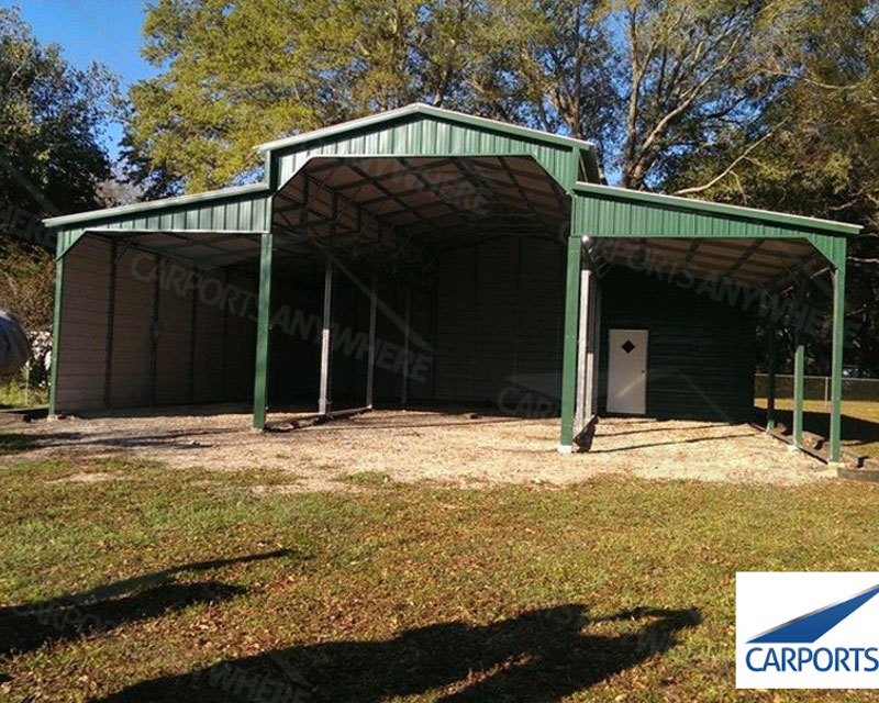 Metal Barns Homes Kits For Sale Jacksonville Florida FL